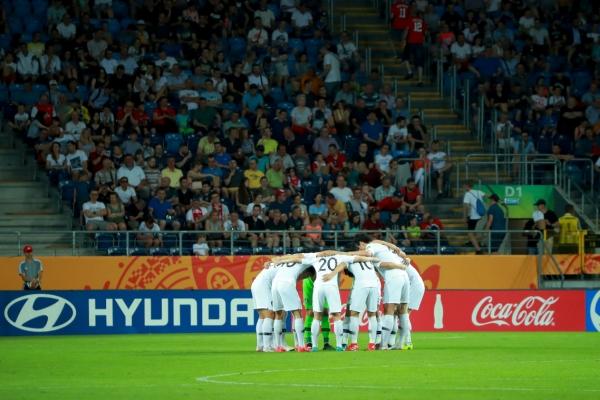 Top Asian football official hails S. Korea historic run to final