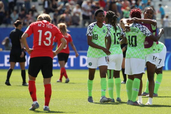 S. Korea fall to Nigeria for 2nd straight loss