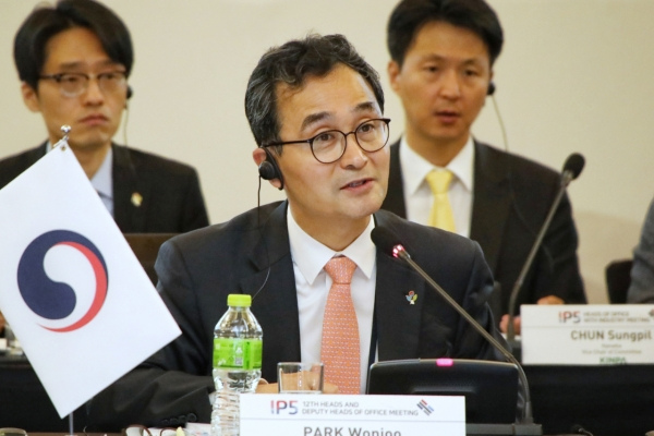 [Herald Interview]  S. Korea's top IP official vows to create user-friendly patent system