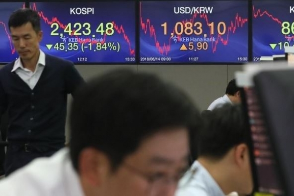 Seoul shares forecast to remain in tight range next week