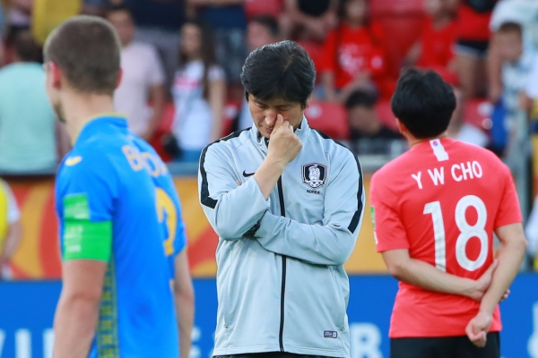 Runners-up S. Korea thrive under unheralded coach