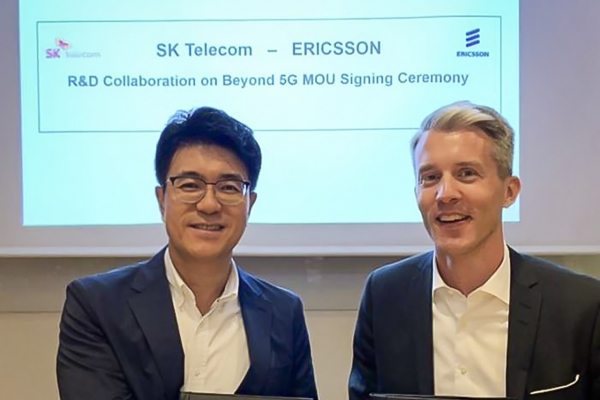 SKT to develop 6G network tech with Nokia, Ericsson