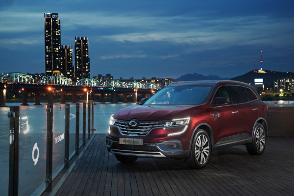 With upgraded QM6, Renault Samsung hopes to cement top spot in midsized SUV market