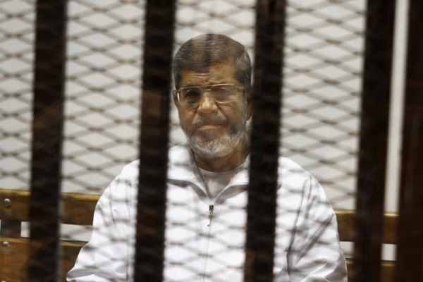 Egypt's ousted president Morsi dies in court during trial