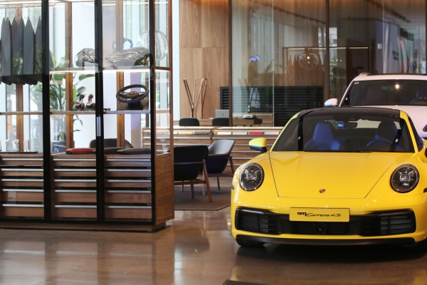 Porsche Korea opens world's 8th studio in Gangnam