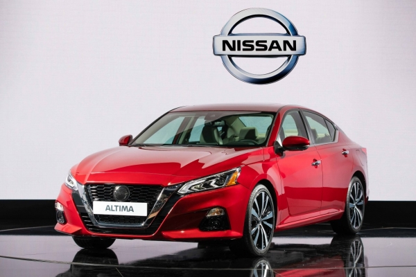 Nissan's 6th-generation Altima to hit Korea in July