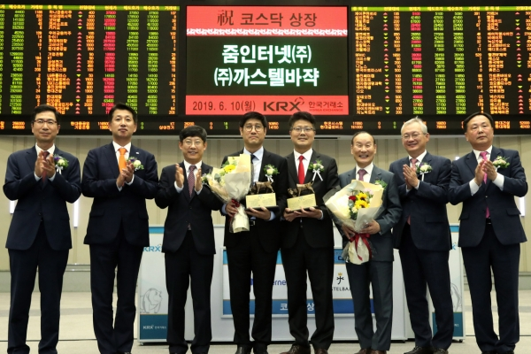 S. Korean IPO capital exceeds W1tr in H1