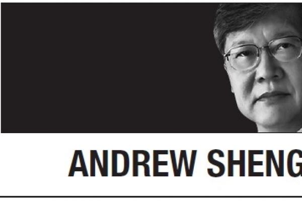 [Andrew Sheng] Measures against Huawei signal digital 'divorce'