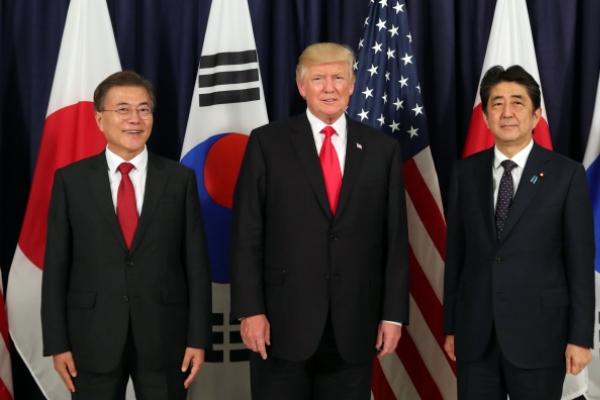 No summit between S. Korea, Japan at G-20: Cheong Wa Dae