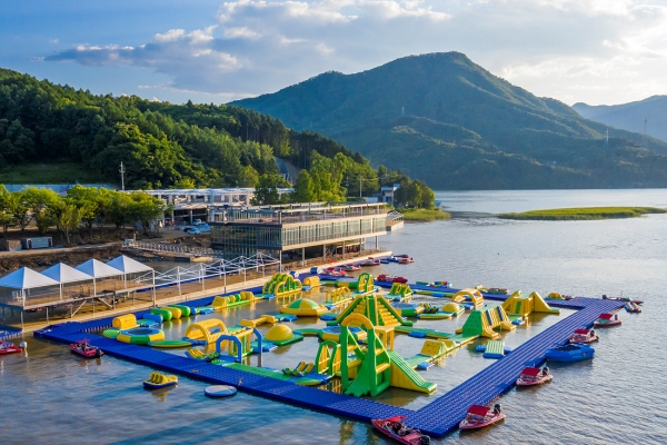Camptong Forest to open in July with mega-scale water activities