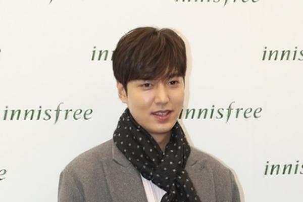 Actor Lee Min-ho named as promotional envoy for Korean language education institutes
