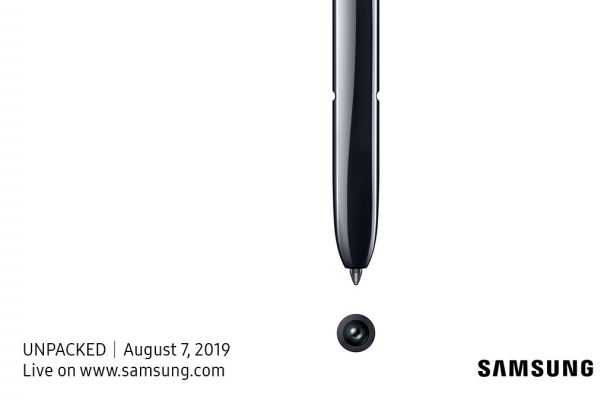 Galaxy Note 10 to be unveiled Aug. 7 in New York
