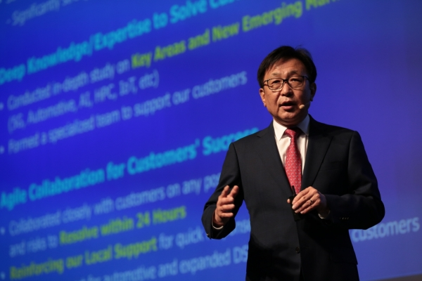 Korean fabless firms turn to Samsung amid Japan risk