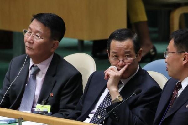 North Korea says US 'hell-bent' on sanctions despite Trump-Kim meeting