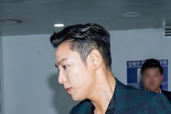 BIGBANG's T.O.P released from military service