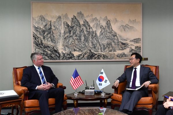 Preparation underway for US-N. Korea working-level talks