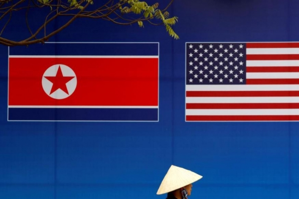 US wants North Korea freeze as beginning, not end, of denuclearization