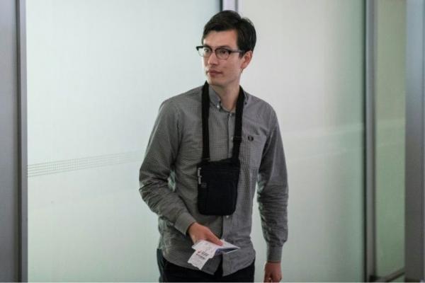 Australian student expelled from N. Korea denies spying