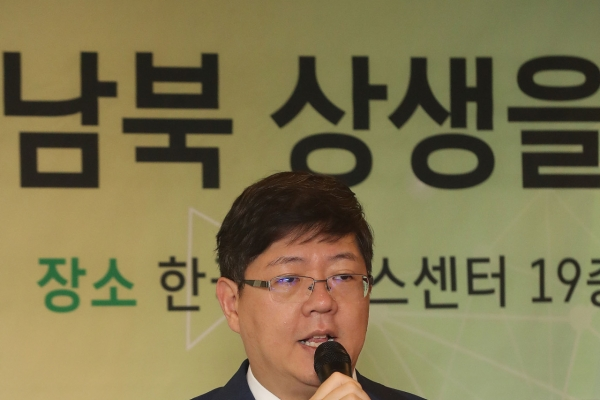 Civic group chief urges Seoul to work harder to restart Kaesong complex, Mount Kumgang tours