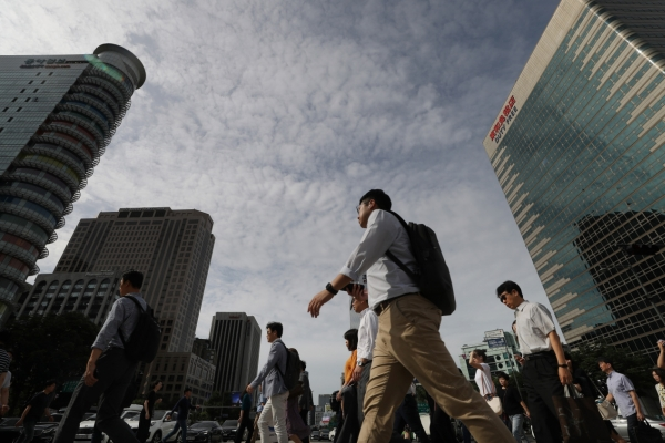 S. Korea's jobless population marks 20-year high in June