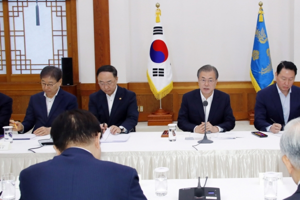 [News focus] Japan's export curbs fuel political feud in S. Korea