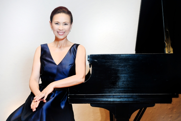 Pianist Im Sung-mi honored to 'breathe with audience'