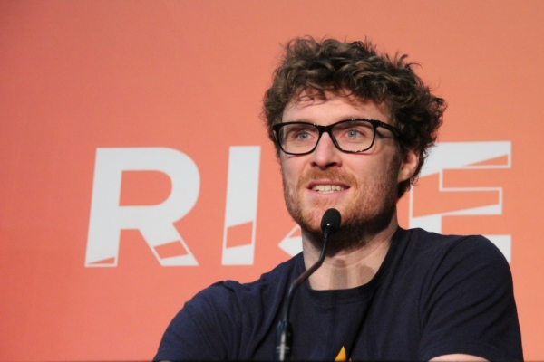 [Herald Interview] RISE co-host Paddy Cosgrave says in-app translation service may bring more CEOs onstage