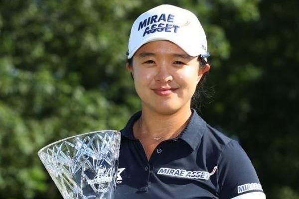 S. Korea's Kim Sei-young wins LPGA Marathon Classic
