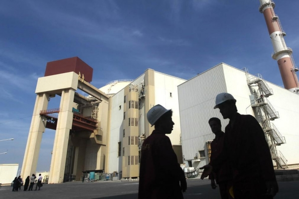 Iran urges Europe to take 'effective' steps to save nuclear deal