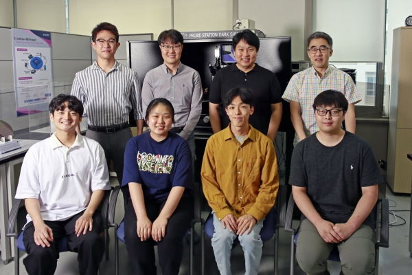 UNIST team develops world's first ternary semiconductor