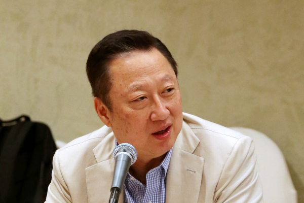 Calm, steady approach needed to tackle Japan's export curbs: SK chief Chey