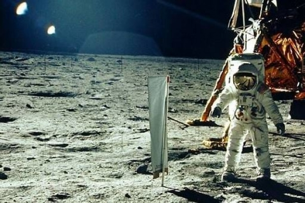 50 years ago, humanity's first steps on another world