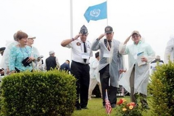 Korean War veterans to visit S. Korea this week