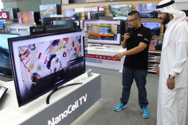 LG to release Arabic-speaking AI TVs in Middle East