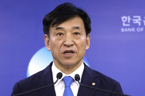 BOK chief says another rate cut possible