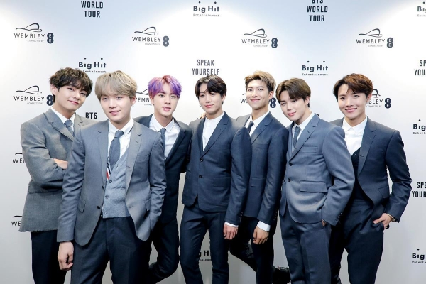 BTS nominated in 4 categories of MTV 2019 Video Music Awards