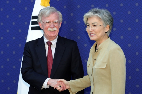 South Korea, US to continue discussion on Strait of Hormuz