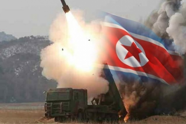 Seoul says N. Korea fired apparently new type of short-range ballistic missile