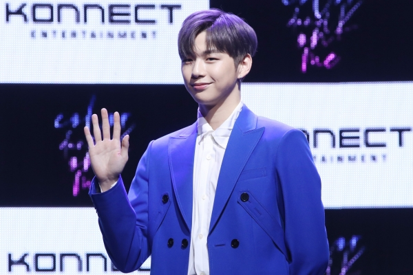 Kang Daniel's 1st solo album finally unveiled to make a splash in summer music scene