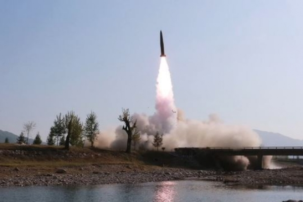 NK's new type of short-range missiles won't affect allies' defense posture: CFC