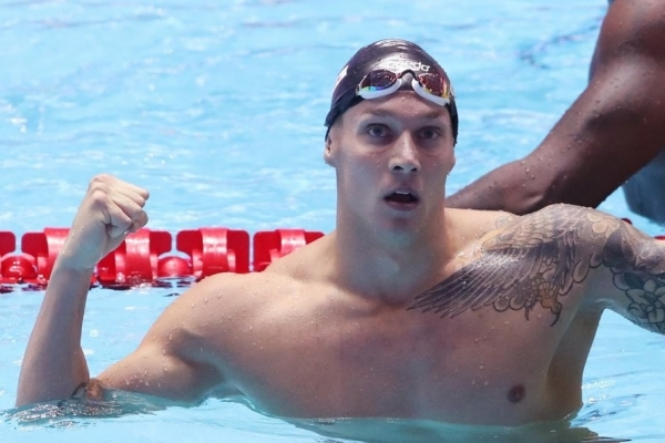 [Gwangju Swimming] 2 Americans break world records in swimming