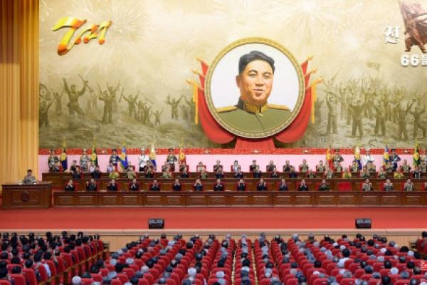N. Korea emphasizes economic development on armistice anniversary