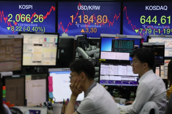 Daily trading volume on main bourse hits lowest in 30 months