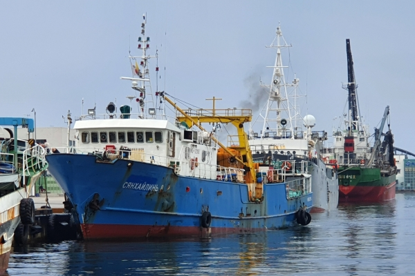 S. Korean fishermen held in North Korea return home