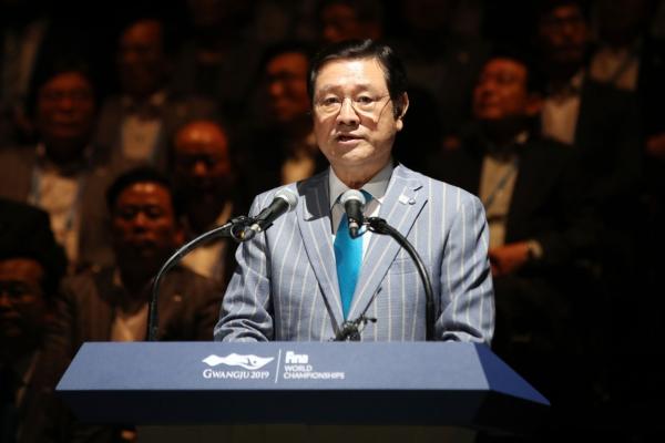 [Gwangju 2019] Chief organizer says Gwangju Worlds have been a success