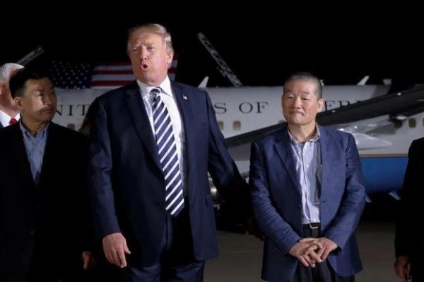 Korean American pastor says he was spying in NK