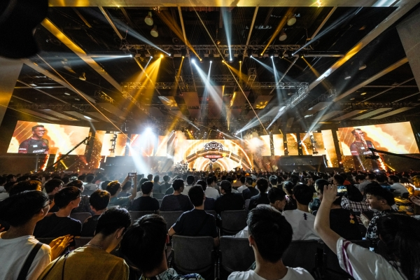 Hong Kong's EMF wraps up after days of e-sports festivities