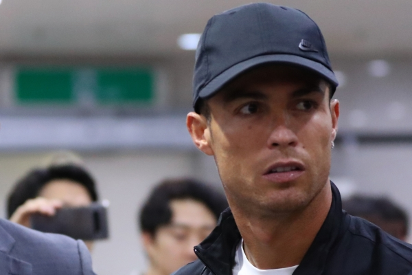 Portuguese coach in S. Korea says Ronaldo didn't play in exhibition match due to fatigue