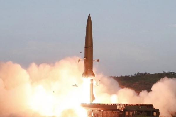 NK test-fired new rocket system under leader's supervision: state media