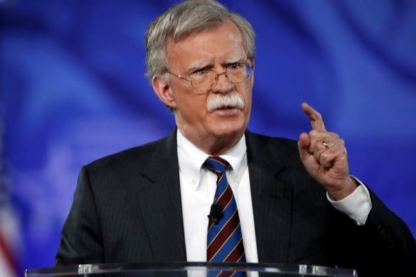 Bolton says NK missile launches didn't break promise